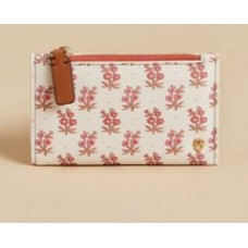 Snap Wallet-Pink House