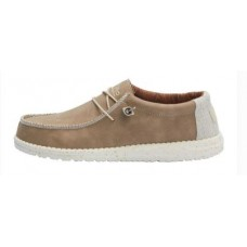 Wally Recycled Leather-Nut